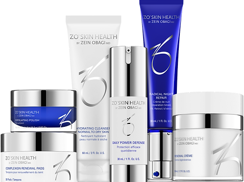 Aggressive Anti-aging Program ZO Skin Health