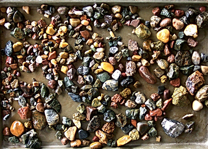 Treasure gemstones