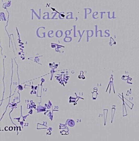 Nazca Pero Larkspurt Landing Sir Francis Drake site