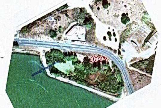 Sir Francis Drake San Quentin Landing Site