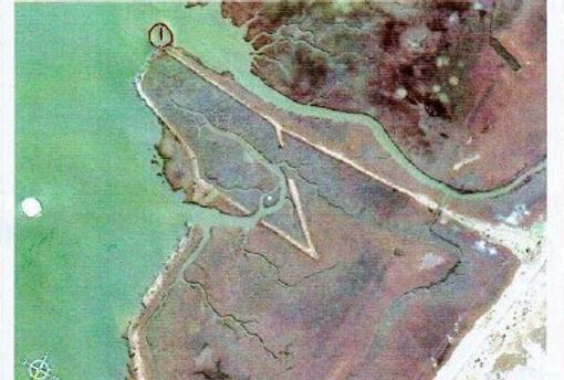 Drakes Treasure landing site Tallowing
