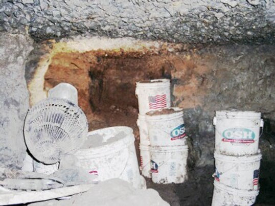 Buried Treasure cavern Sir Franciss Drake Greenbrae Larkspur San Quentin Plate of Brass