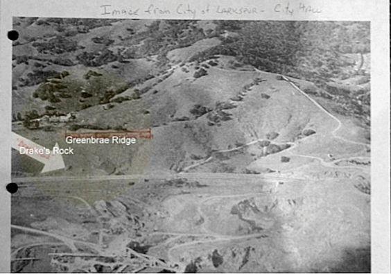 Drake's Rock Greenbrae