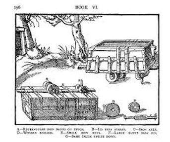 Sir Francis Drake Miwok Carts treasure