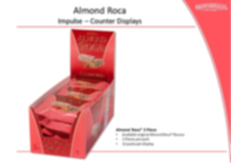 Almond Roca 3 Piece pack