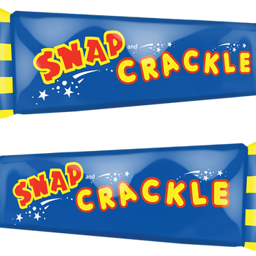 Swizzels Snap & Crackle Mini Me Bars