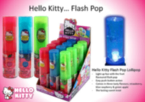 Hello Kitty Flash Pop