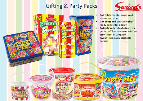 Swizzels Gifting Range