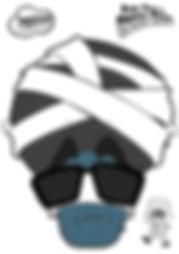 Par-Tay Halloween Mask