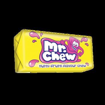 Swizzels Mr. Chew Yellow Tutti Fruitti