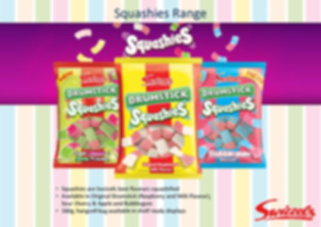 Swizzels Drumstick Squashies