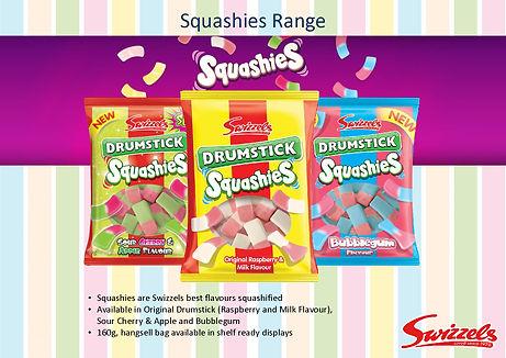 Swizzels Drumstick Squashies