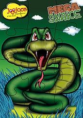 Mega Snake Jigsaw Puzzle