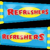 Swizzels Refreshers Original Mini Me Bars