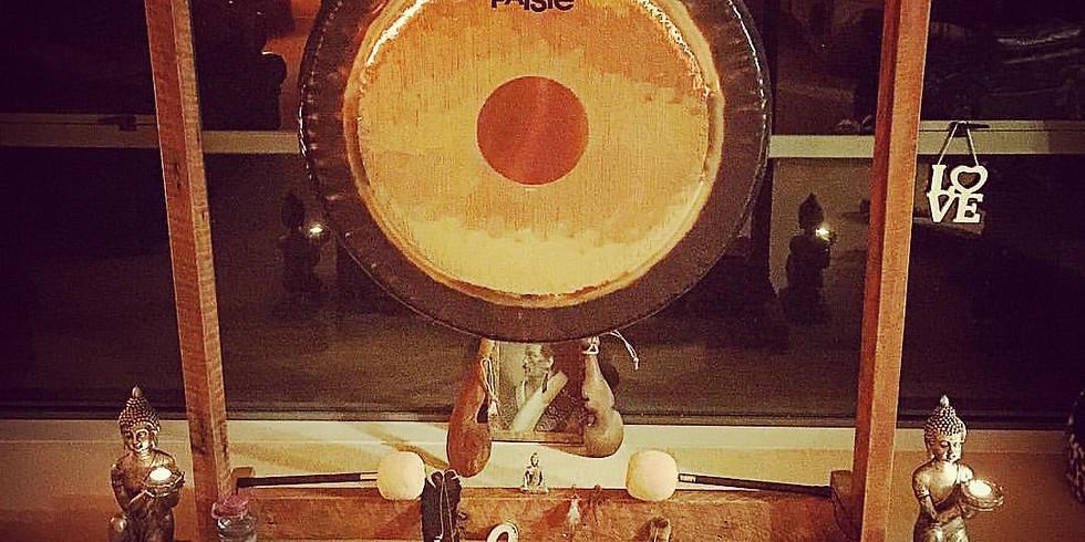 ***New Moon*** (((Gong Bath & Meditation)))