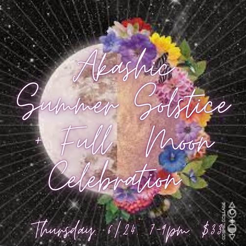 Akashic Summer Solstice Group Reading.pn