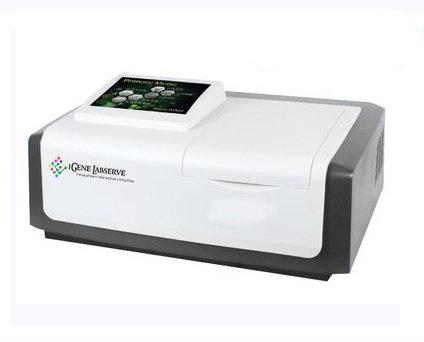 UV-VIS Double Beam Spectrophotometer