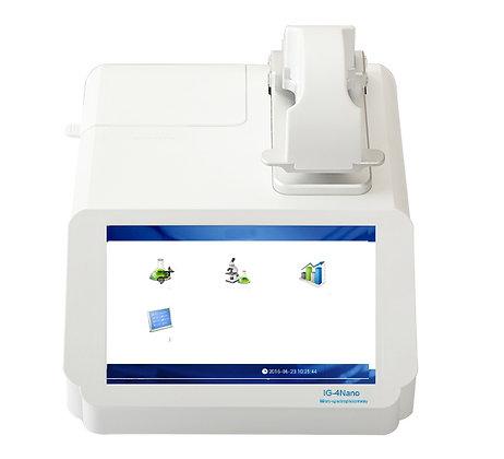 Micro Volume Spectrophotometer