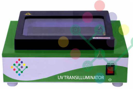 UV Transilluminator Dual Wavelength
