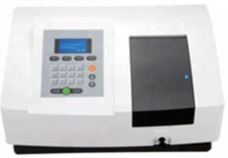 Single Beam UV Spectrophotometer