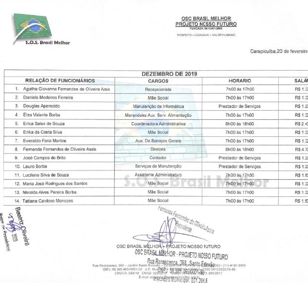 Funcionários Dezembro 2019 - Educação.pn