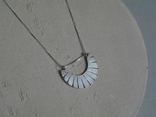 Collana maya in argento 925