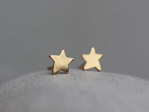 Orecchini stelle in argento 925