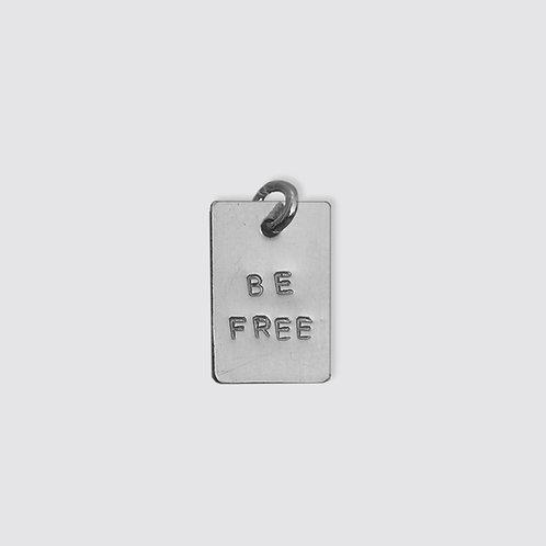 Ciondolo BE FREE