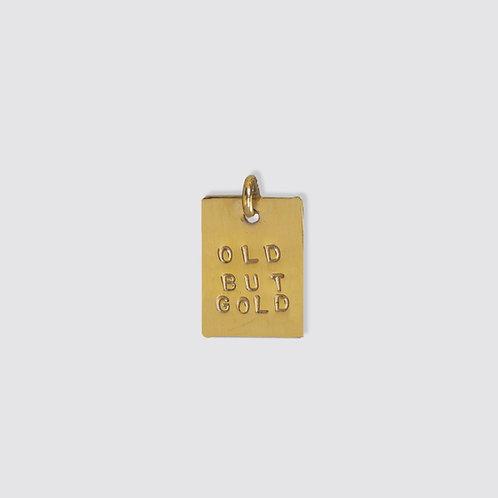 Ciondolo OLD BUT GOLD