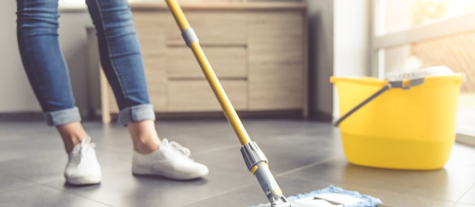 How to Clean Non-Slip Flooring