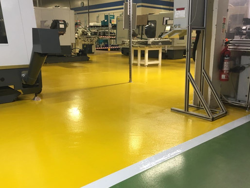 Epoxy Coatings vs. Polyaspartic Coatings