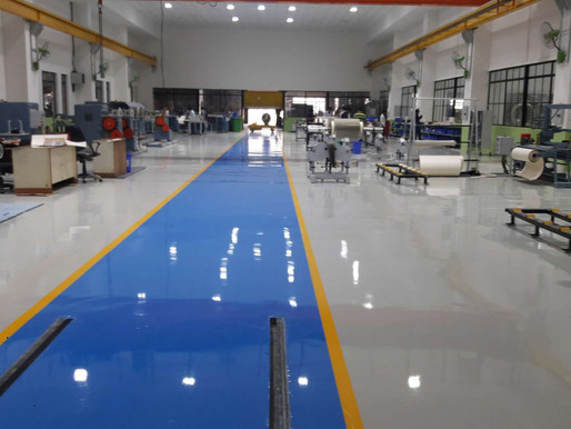 Industrial Flooring - A General Insight