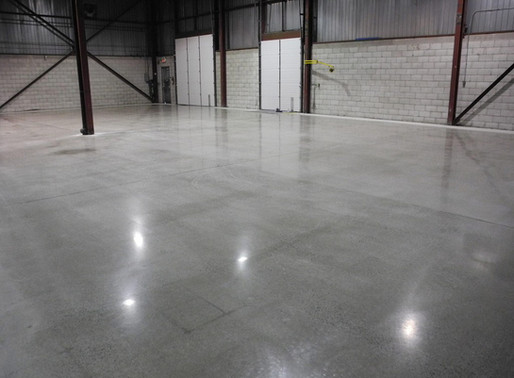 Frequently Asked Questions About Concrete Coatings