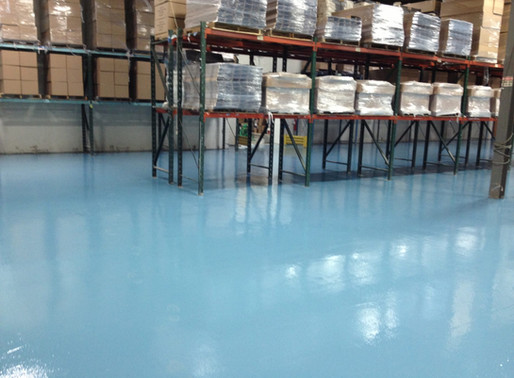 7 Signs You Need a New Warehouse Floor