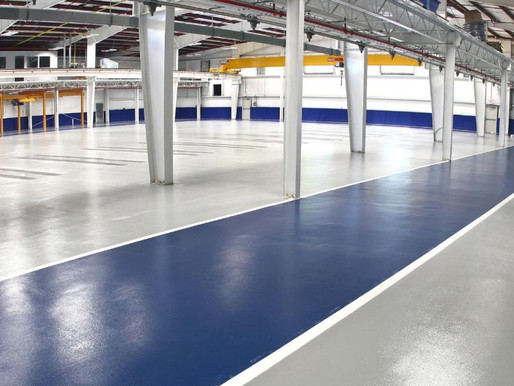 Benefits of Epoxy Floor Coatings