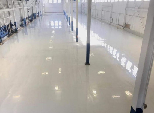 Advantages of Epoxy Commercial Flooring