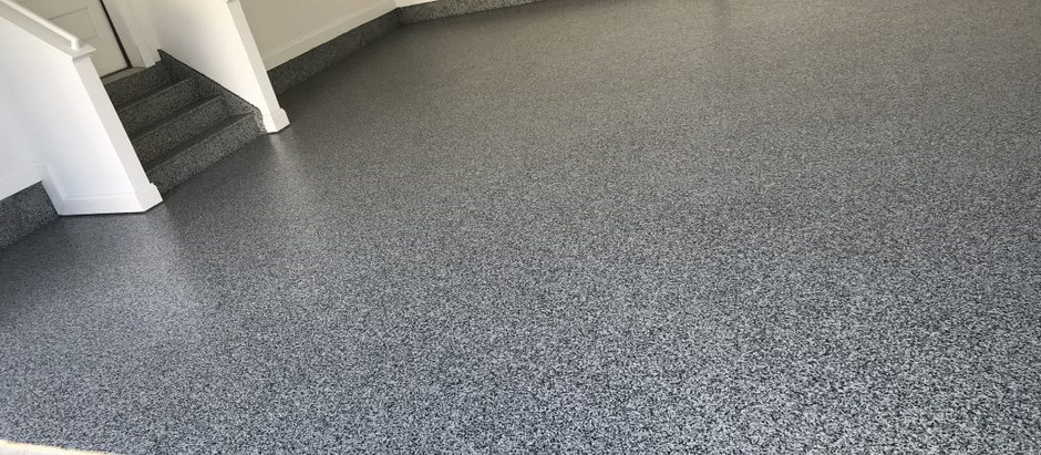 Why Epoxy Flooring is the Superior Flooring for Residential & Commercial Garages