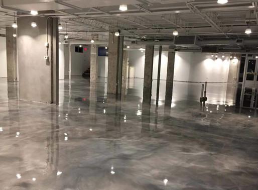 Benefits of a Concrete Floor Coating