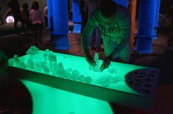 SCIENCEWORKS TABLE