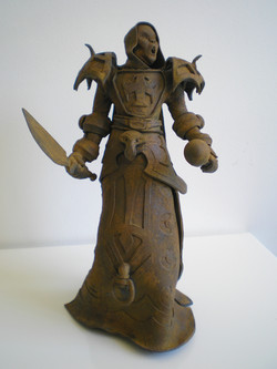 World Of Warcraft Statue