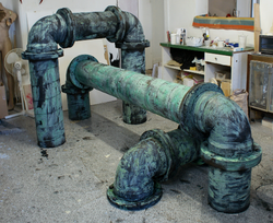 Photoshoot Prop - Sewer Pipes