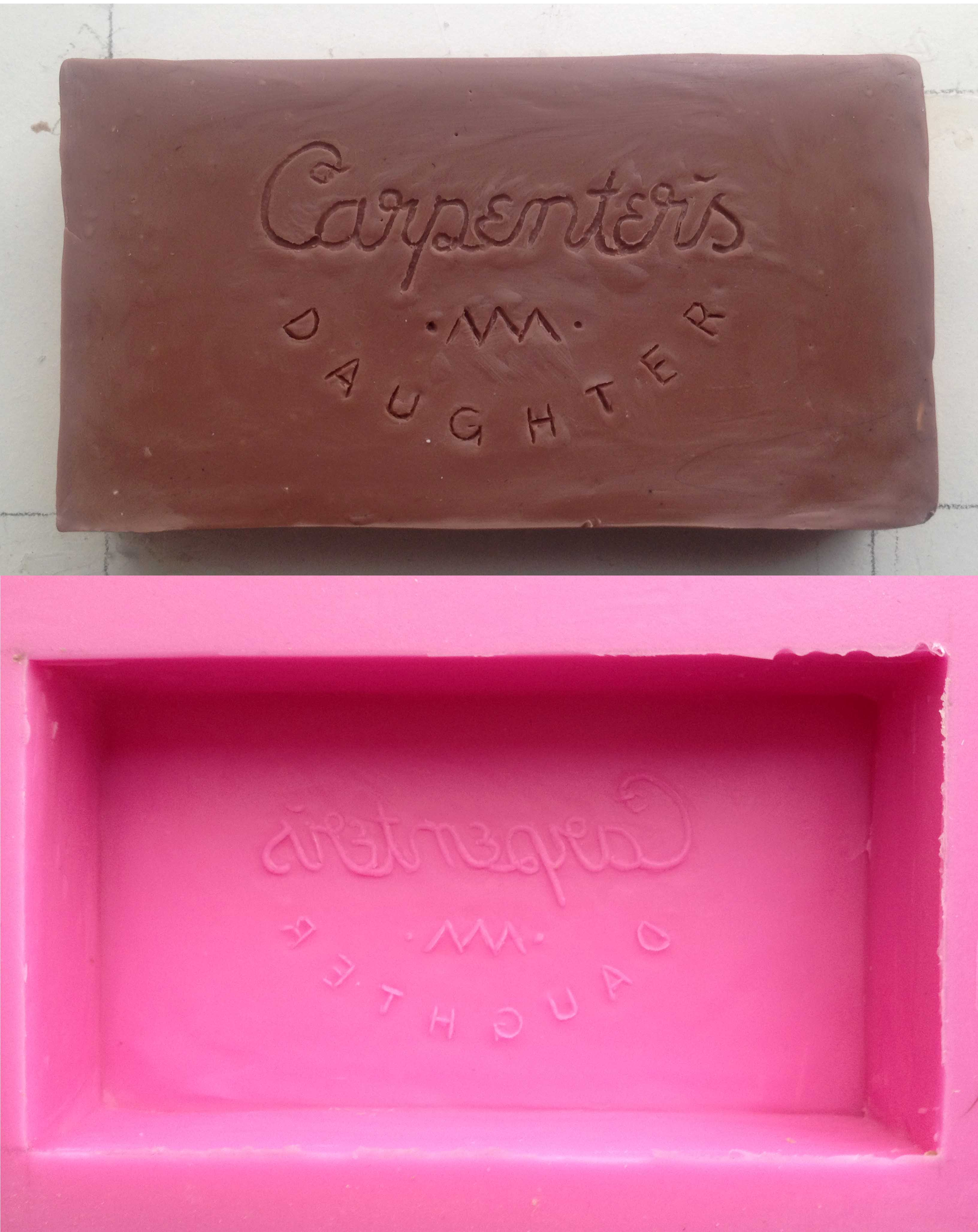 Soap prototype and mould