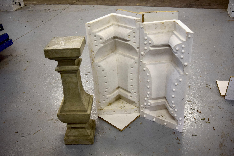 baluster mould