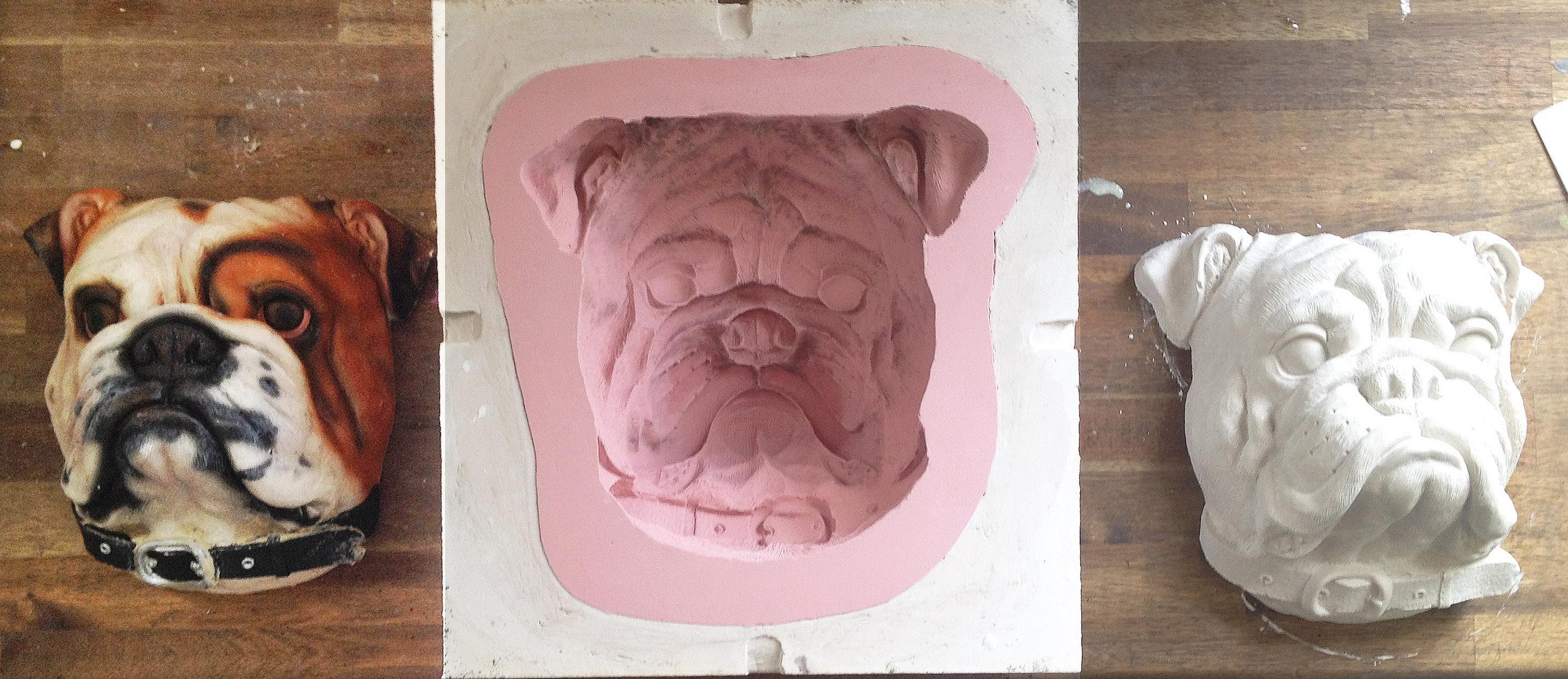 dog mould for cake