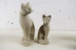 cats for instore display