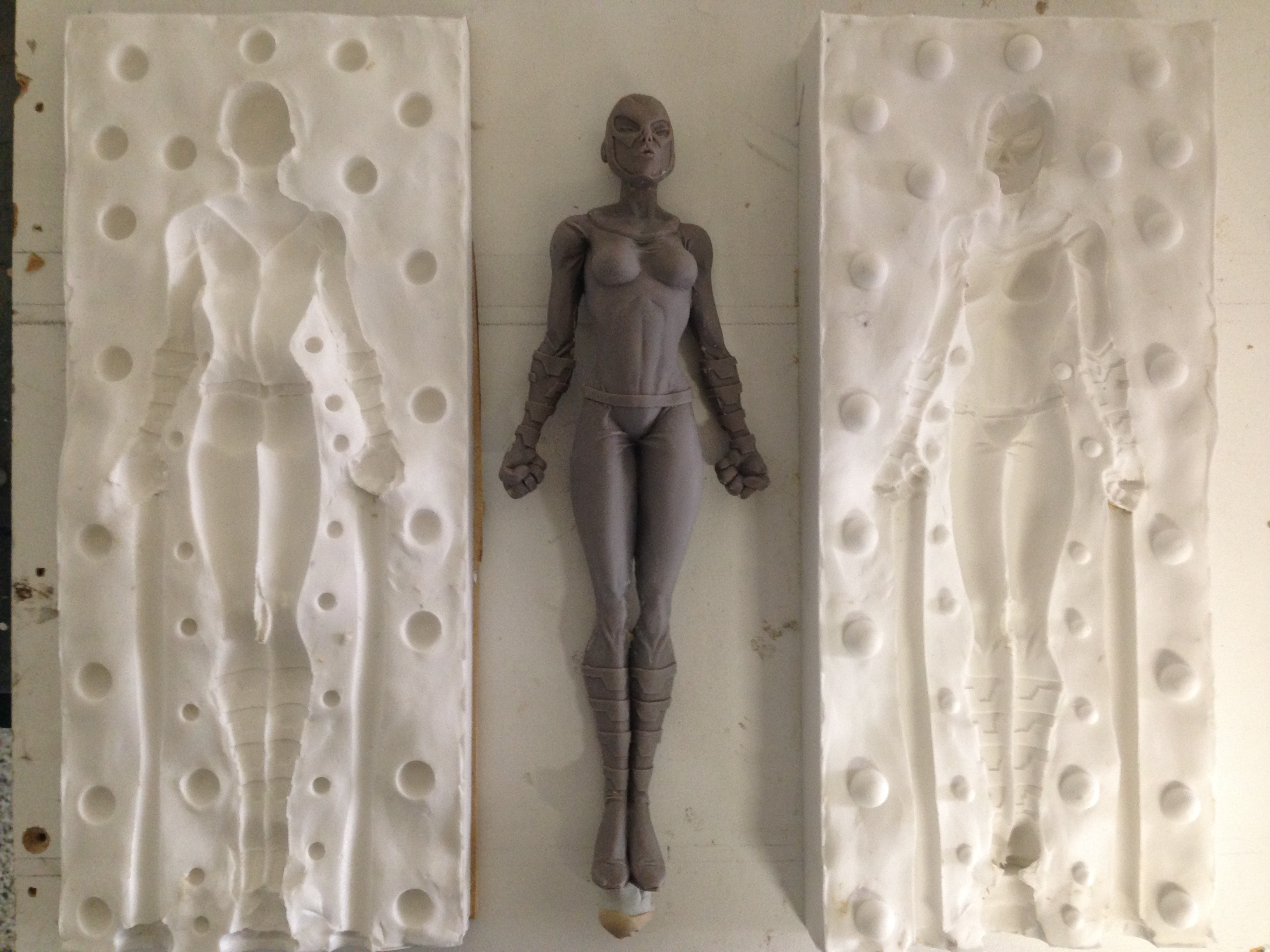 sculpt and mould