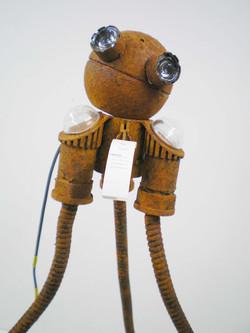 Robot design for trade show