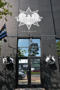 Eagle Leather Shopfront