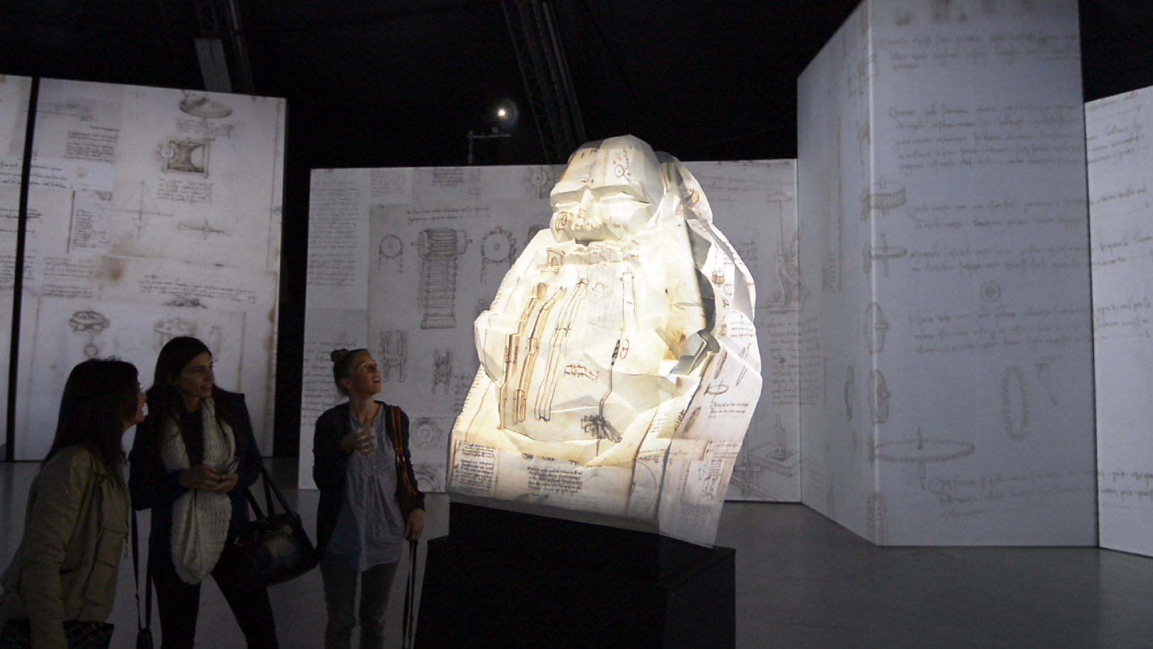 Da Vinci Worldwide Exhibition
