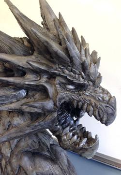 Foam Dragon